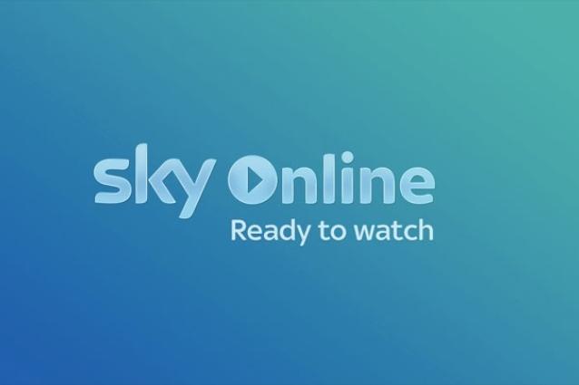 design e funzionalità ottime dell'app sky online