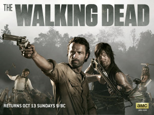The Walking Dead, un successo mondiale